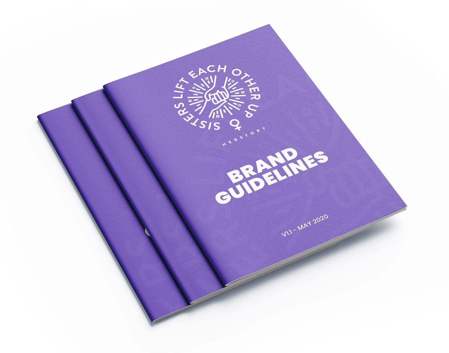 BRAND GUIDEINES PRINTED BOOKLET IDEA DESIGN AGENCY 2 e1587657562644