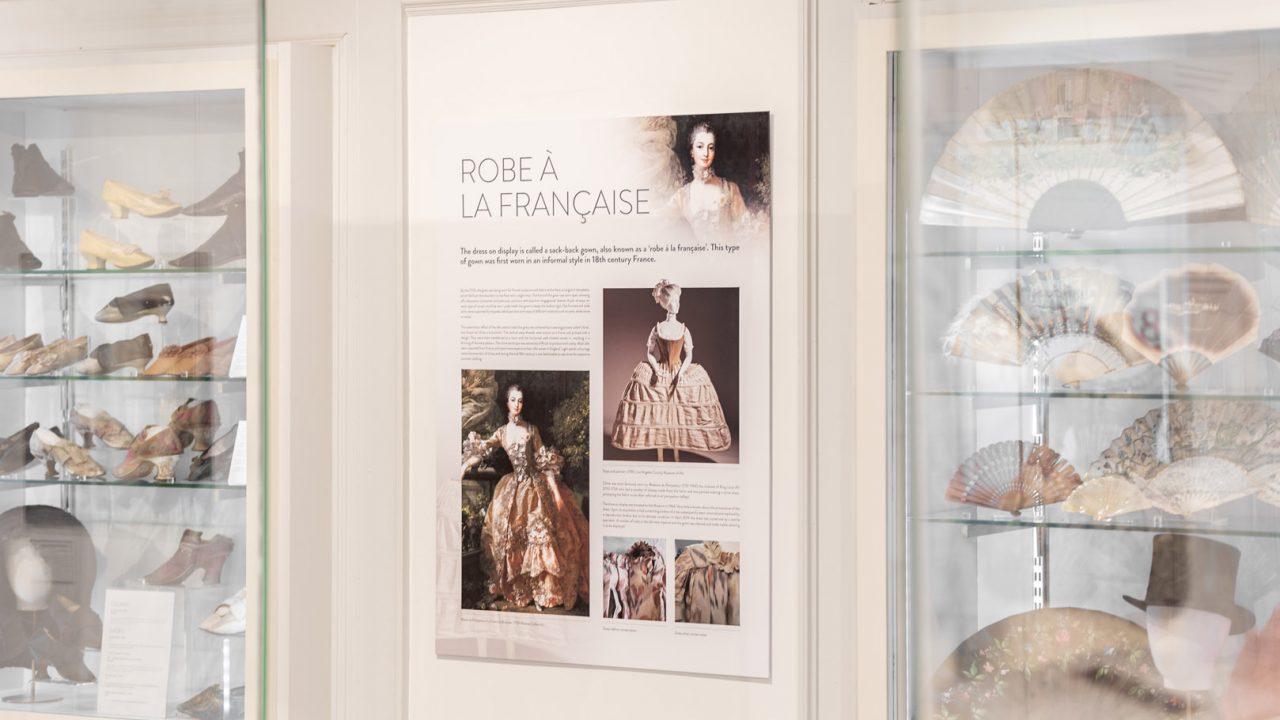 idea design bankfield museum fashion gallery 13
