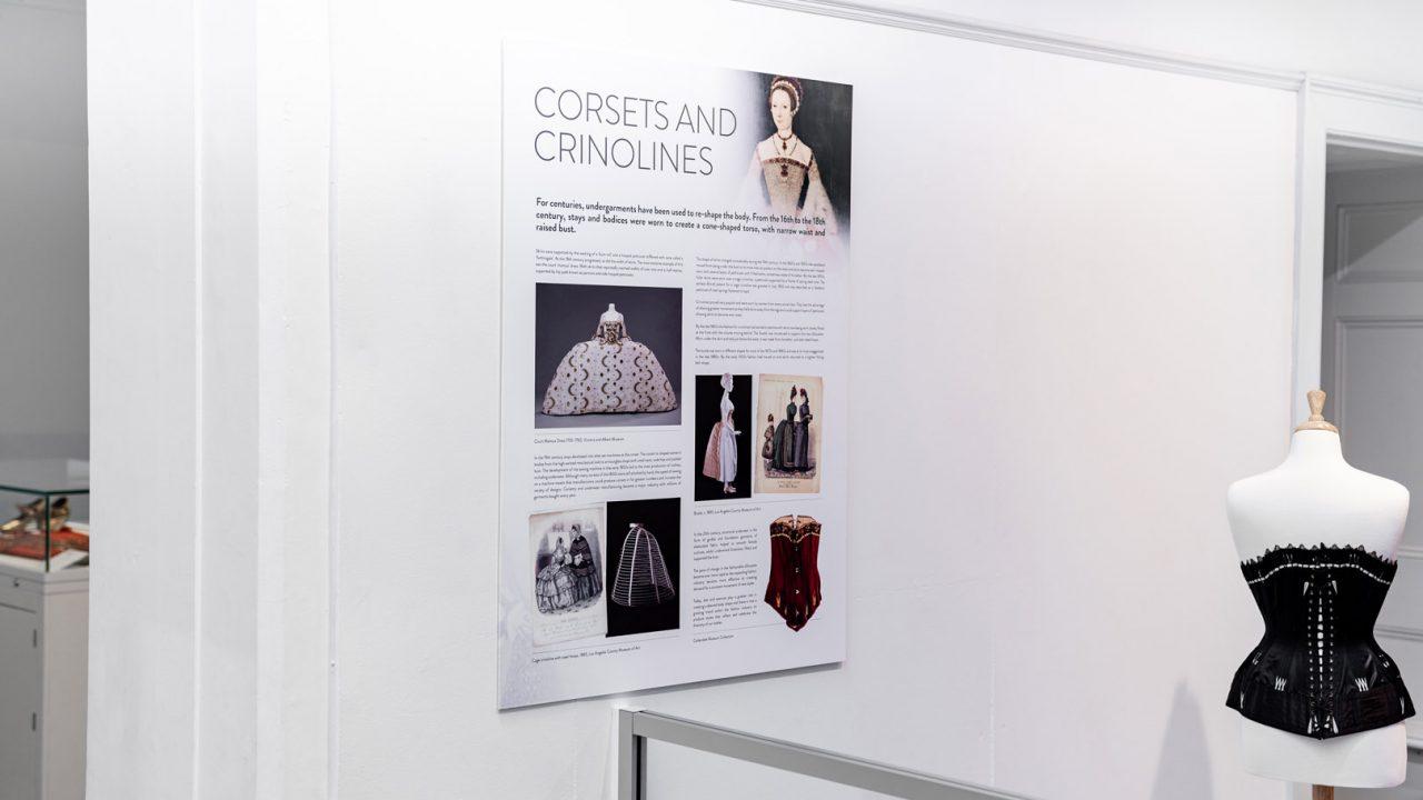 idea design bankfield museum fashion gallery 16