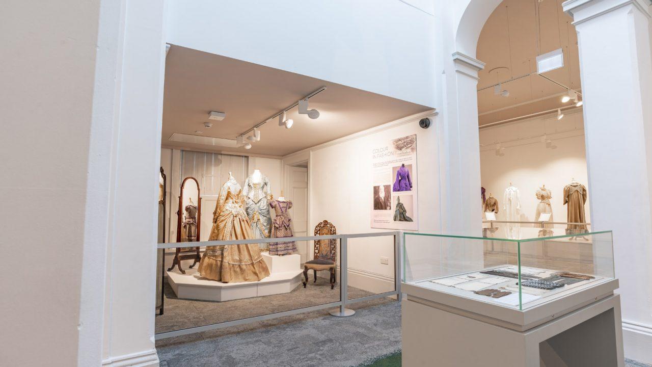 idea design bankfield museum fashion gallery 24