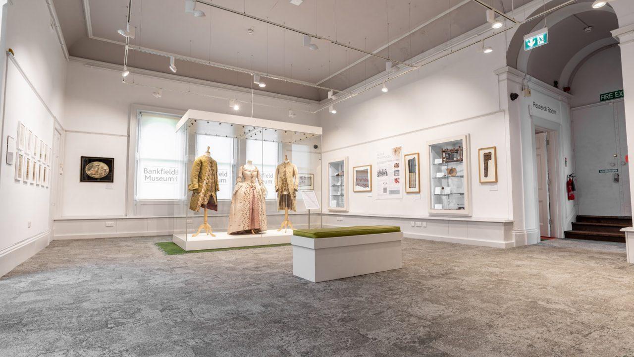 idea design bankfield museum fashion gallery 28