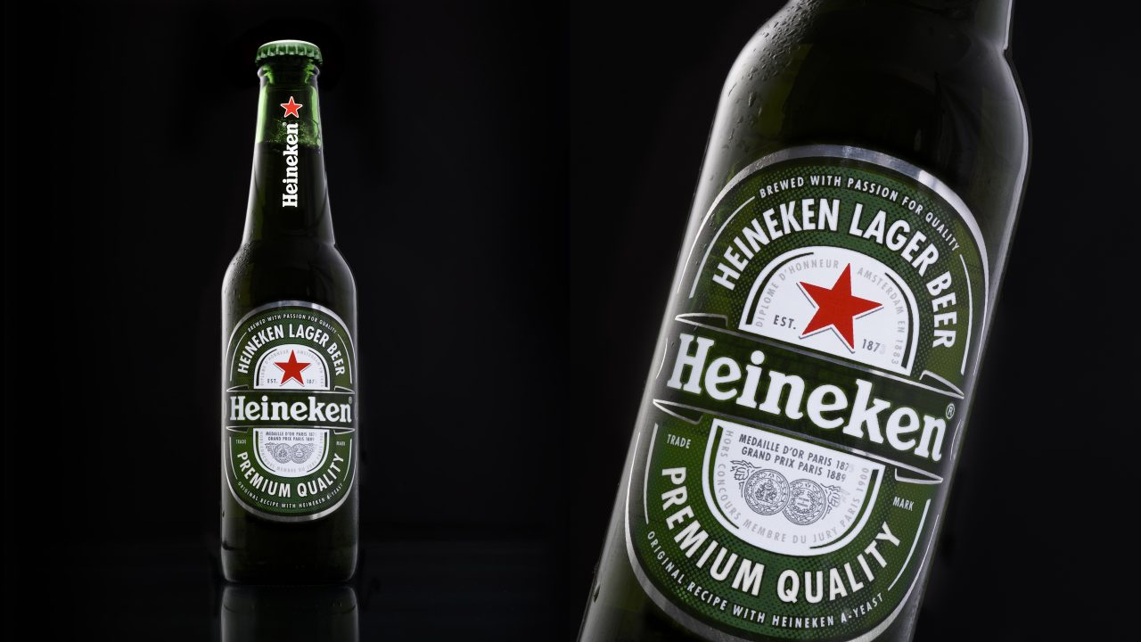 Heinekan Bottle Product Photography Wipdesigns Product Photographer 1