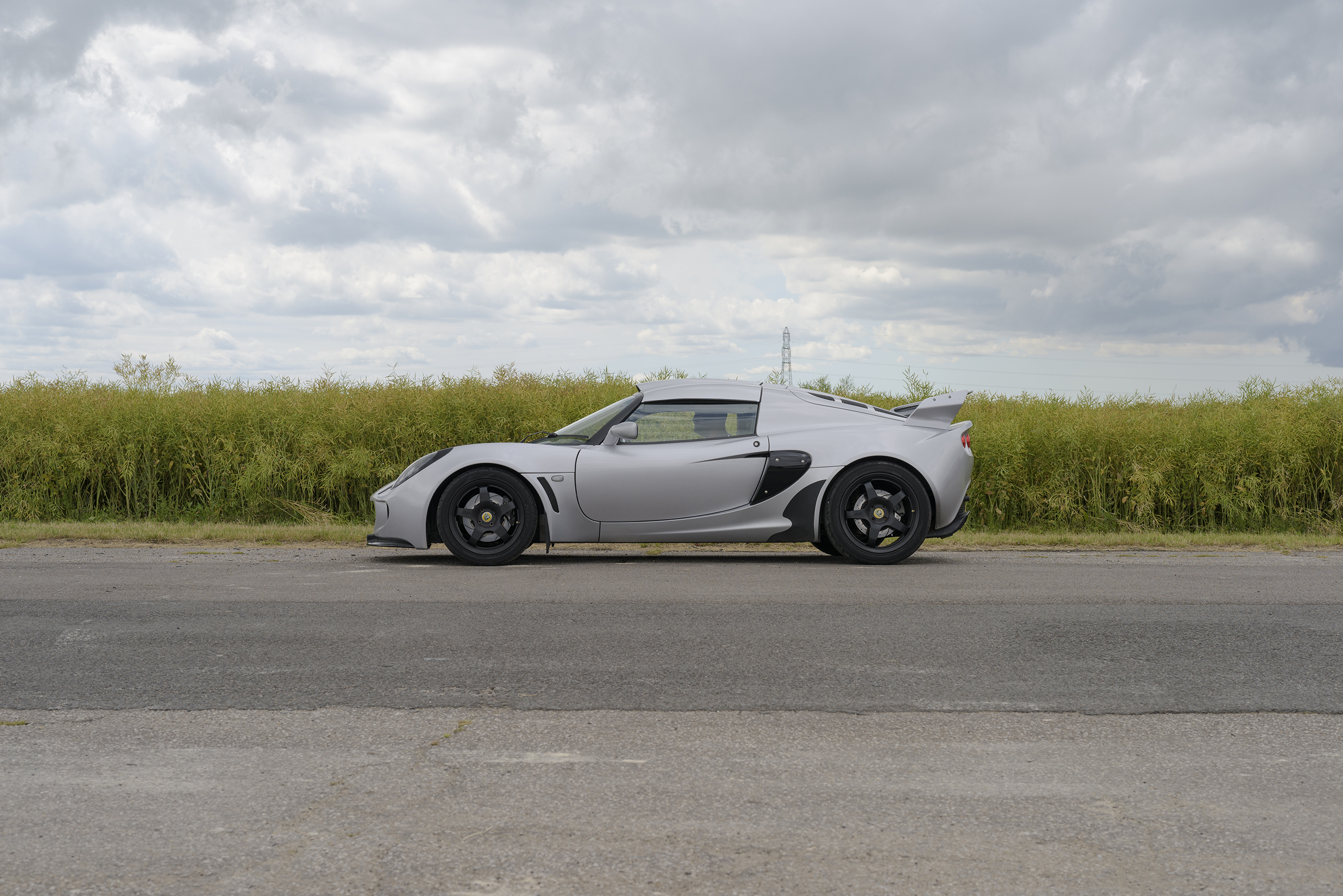 lotus exige before