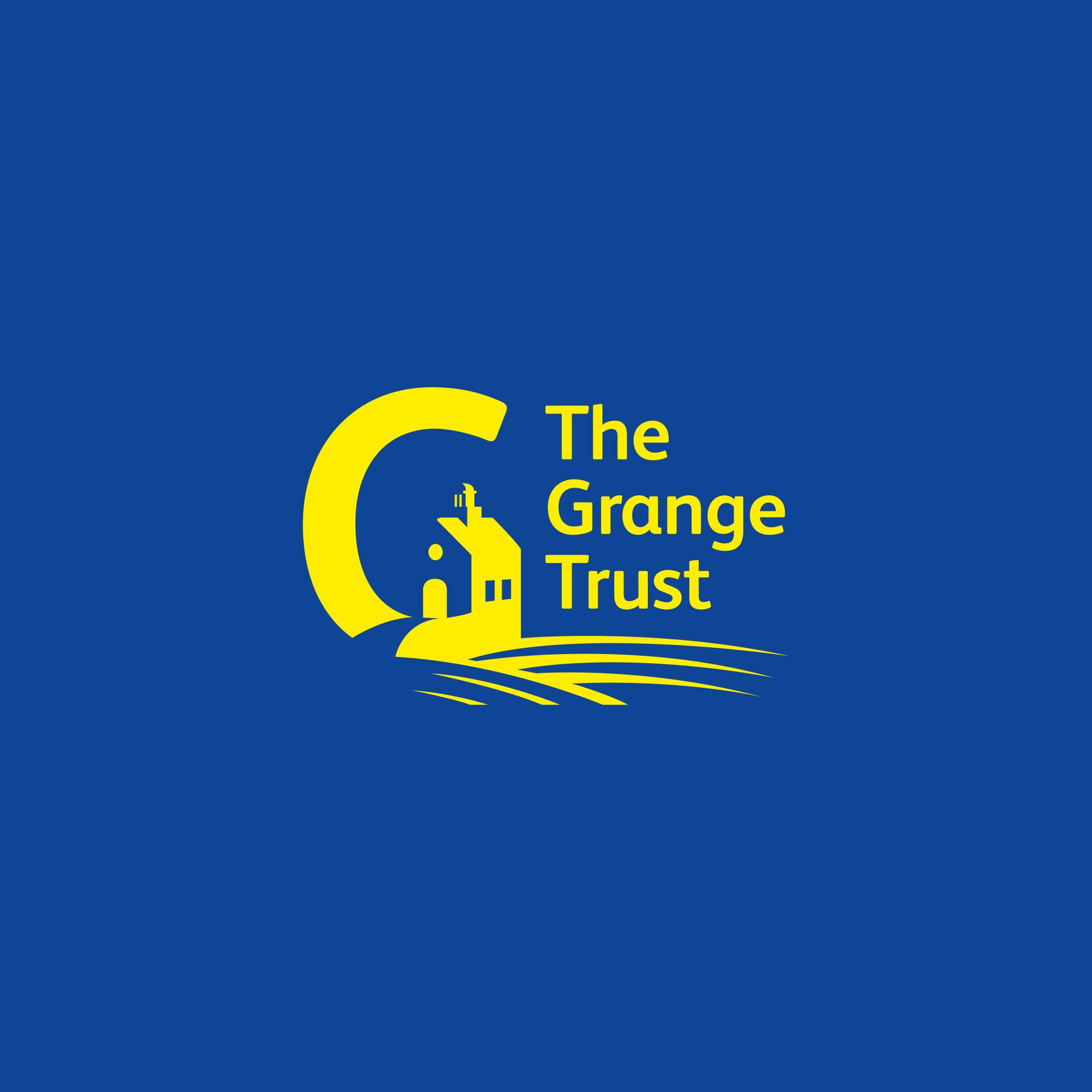 Idea Creative Design Studio Graphic Design Digital Design Website Design Photography Video Production South Yorkshire Rotherham Sheffield Manchester The Grange Trust Logo 3